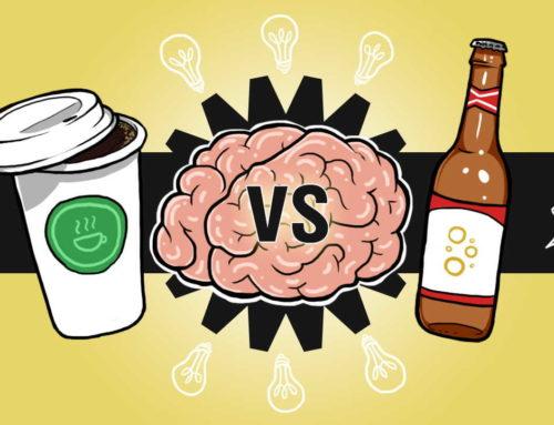 工作應該喝什麼飲料?